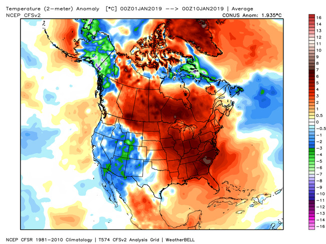 FEBRUARY: Winter bottoms out, coldest weather ahead