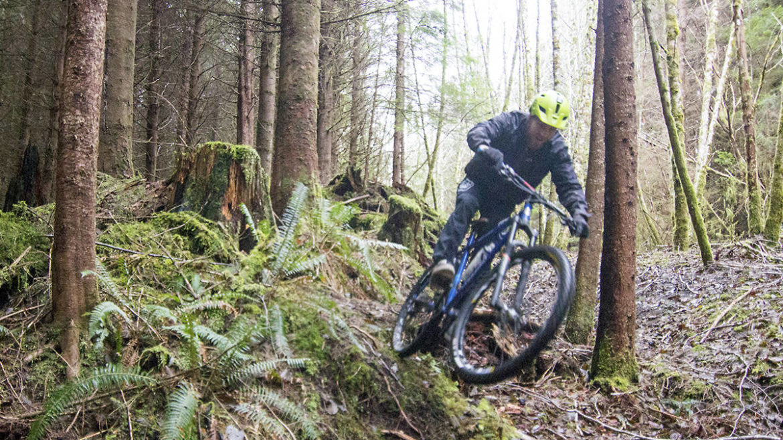 Haida Gwaii mountain biking gets in gear