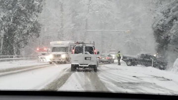 Laws of physics apply to everybody': RCMP warn drivers as winter hits B.C.
