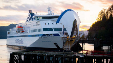 More sailings coming to Haida Gwaii