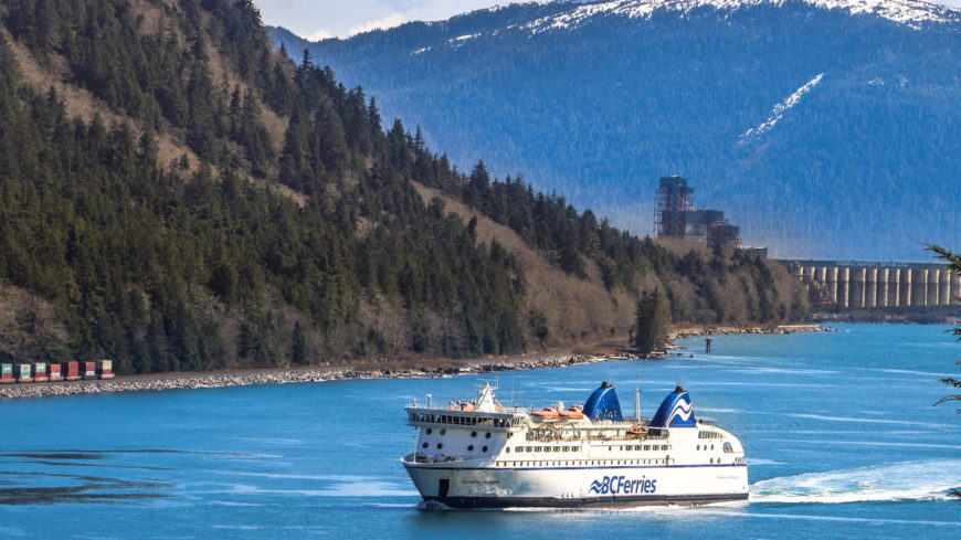 B.C. Ferries to alter schedule for All Native Tournament