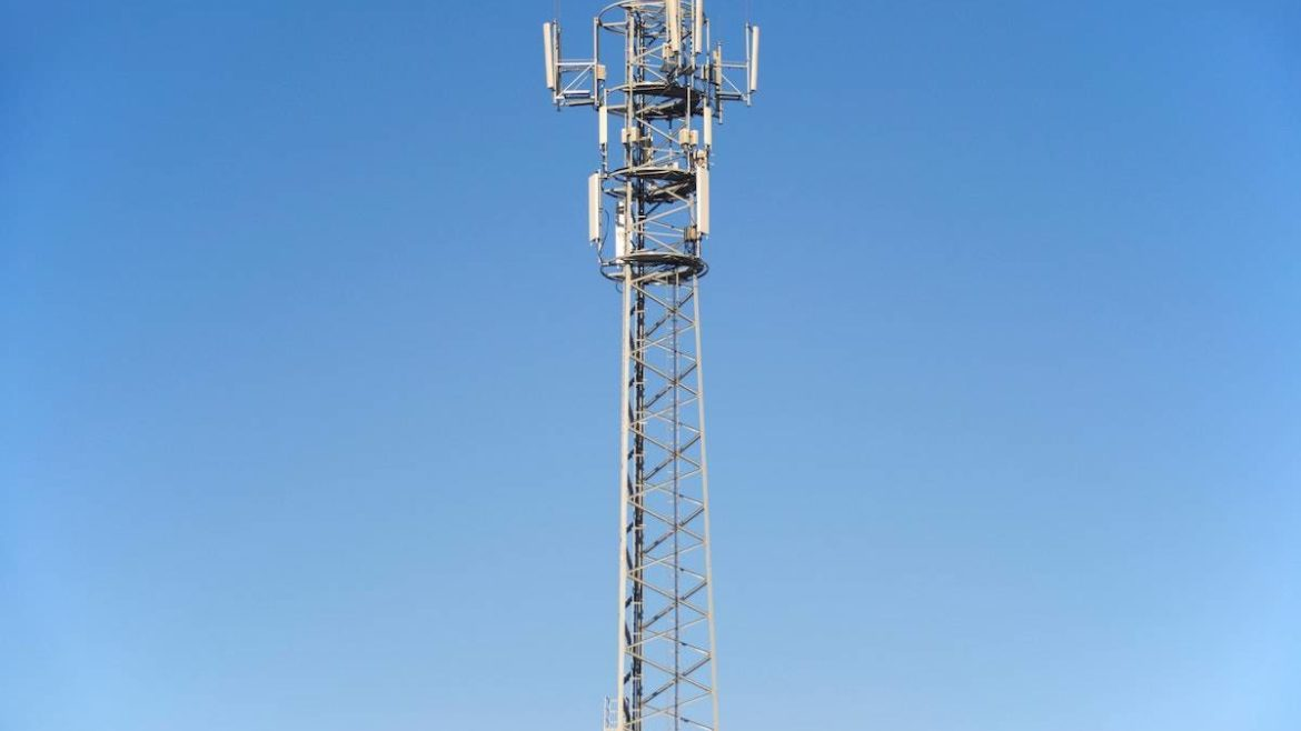 Port Clements gets cell service